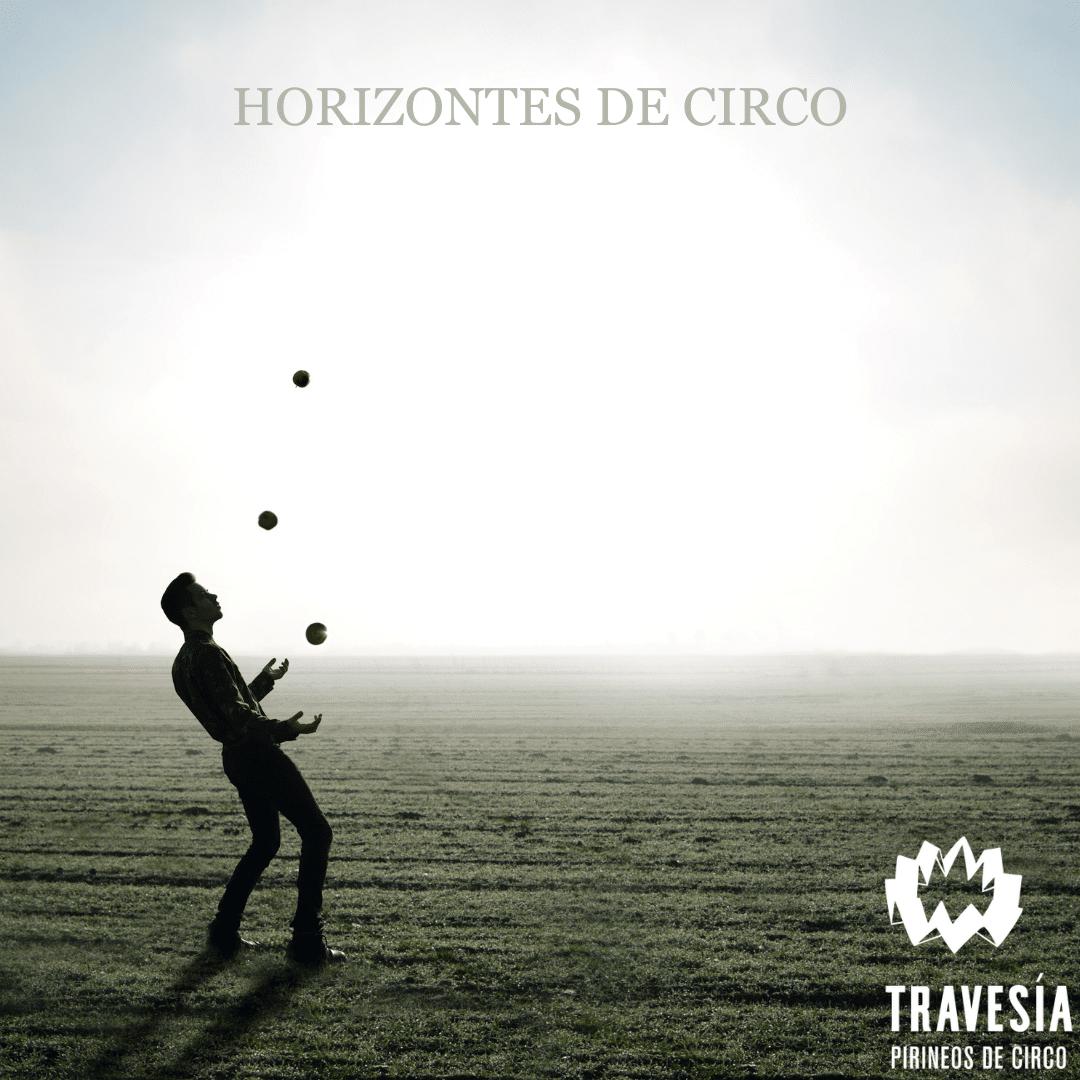 Convocatotia estudio HORIZONTES DE CIRCO