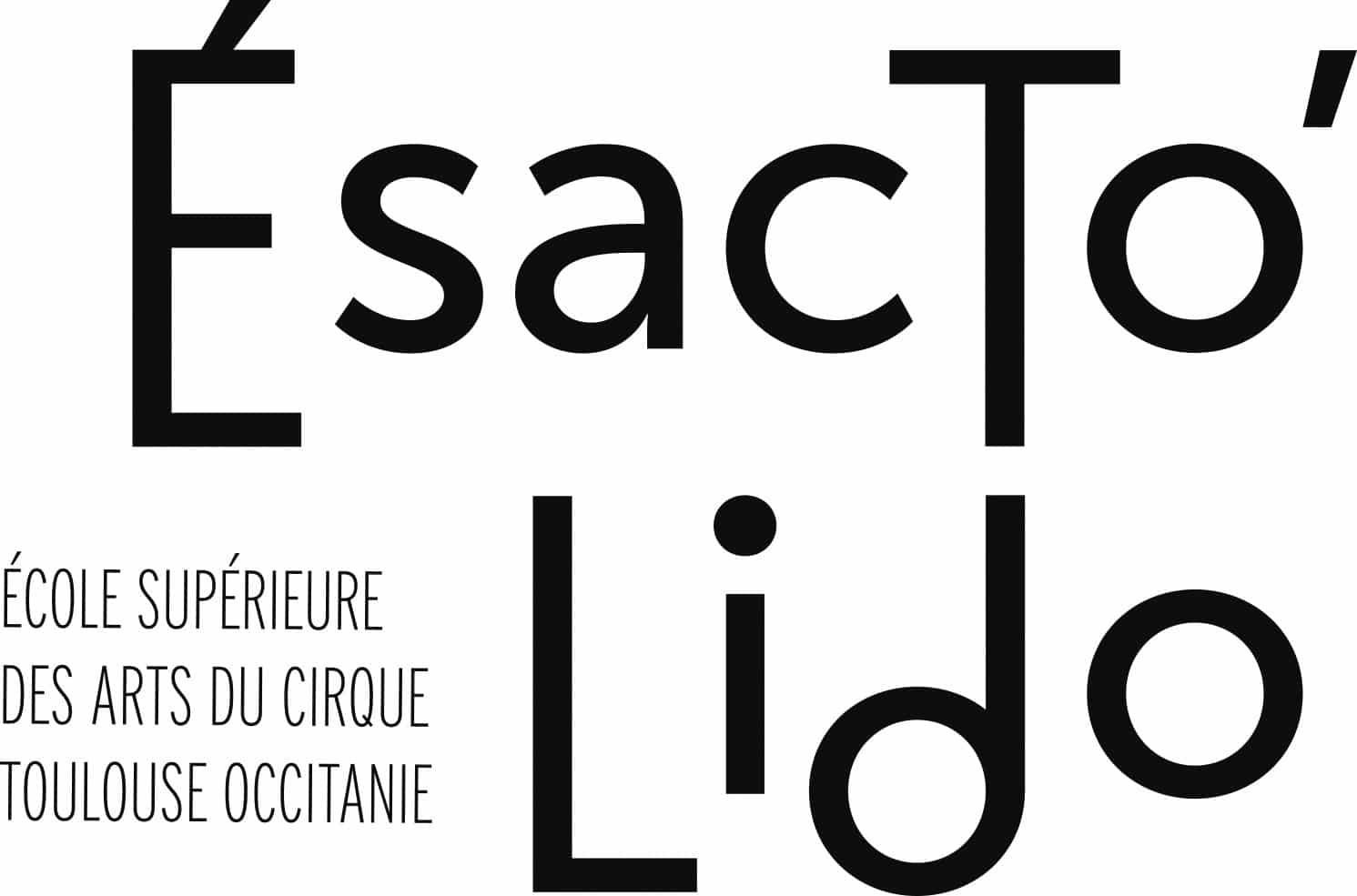 Nouveau Logo ESACTO LIDO